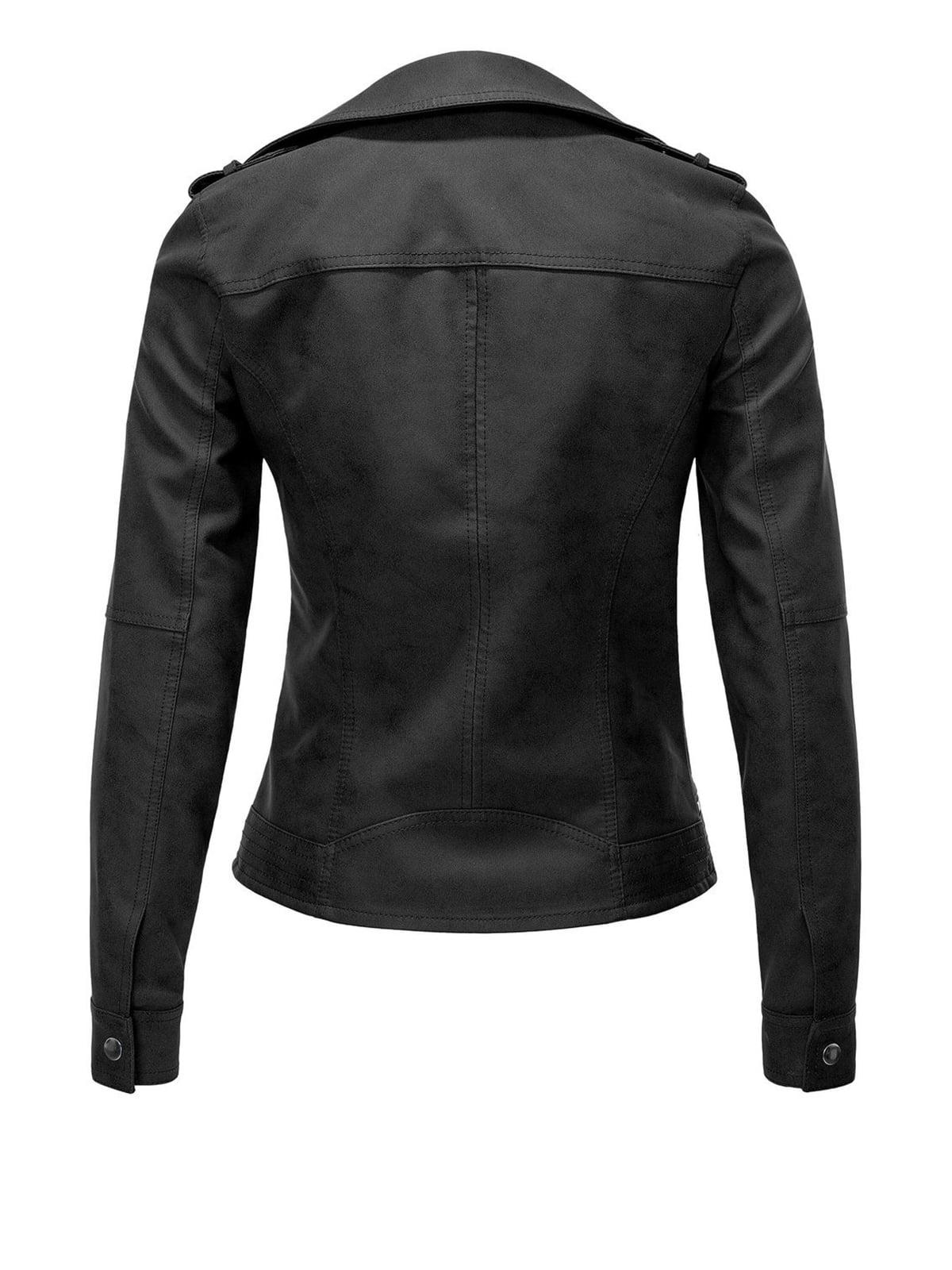 Куртка черная | 4547919 | фото 3