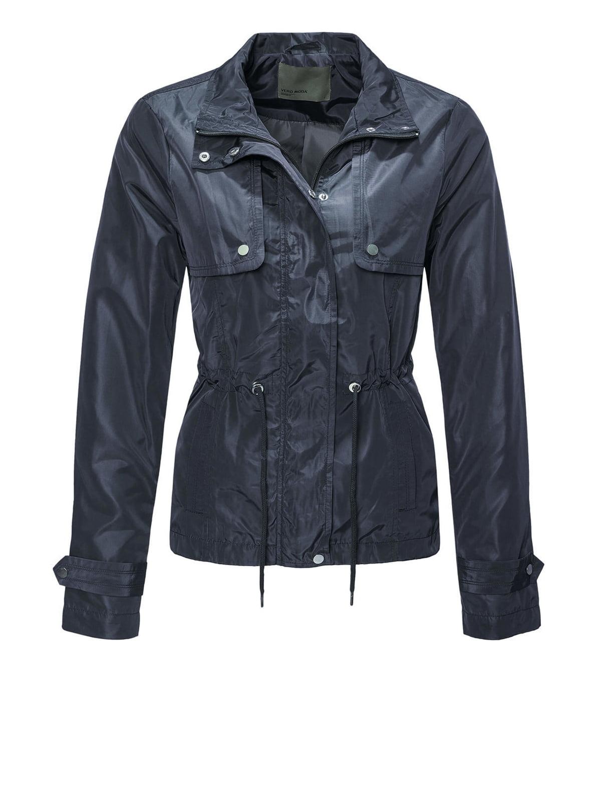 Куртка темно-синяя | 4547929