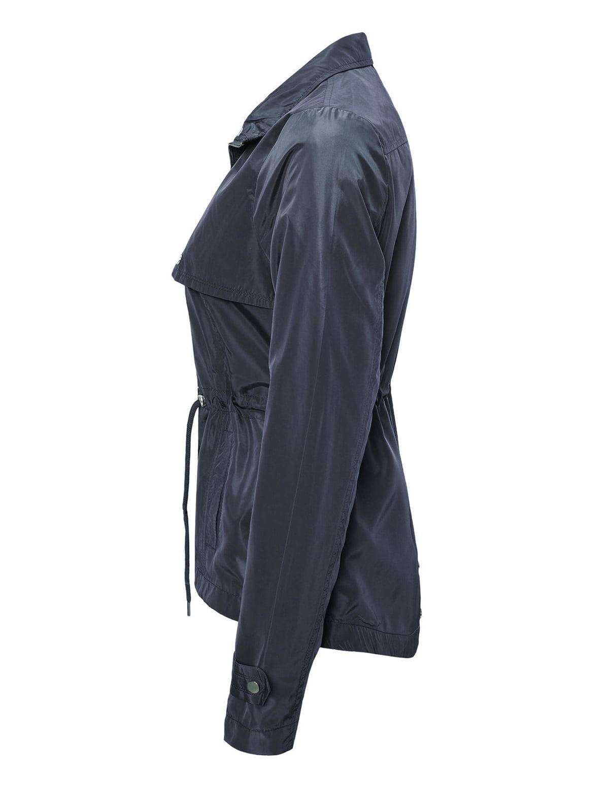 Куртка темно-синяя   4547929   фото 2