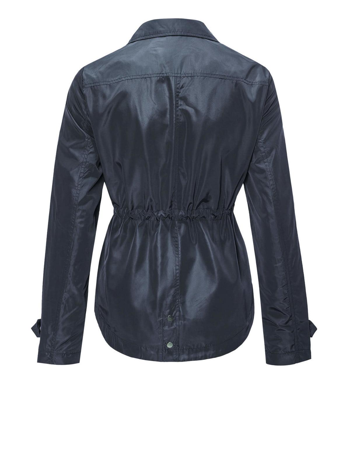 Куртка темно-синяя   4547929   фото 3