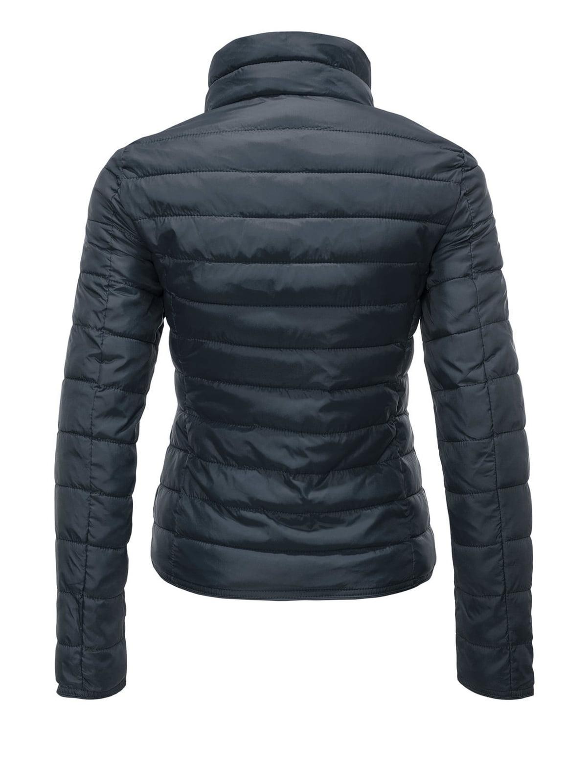 Куртка темно-синяя   4547934   фото 3