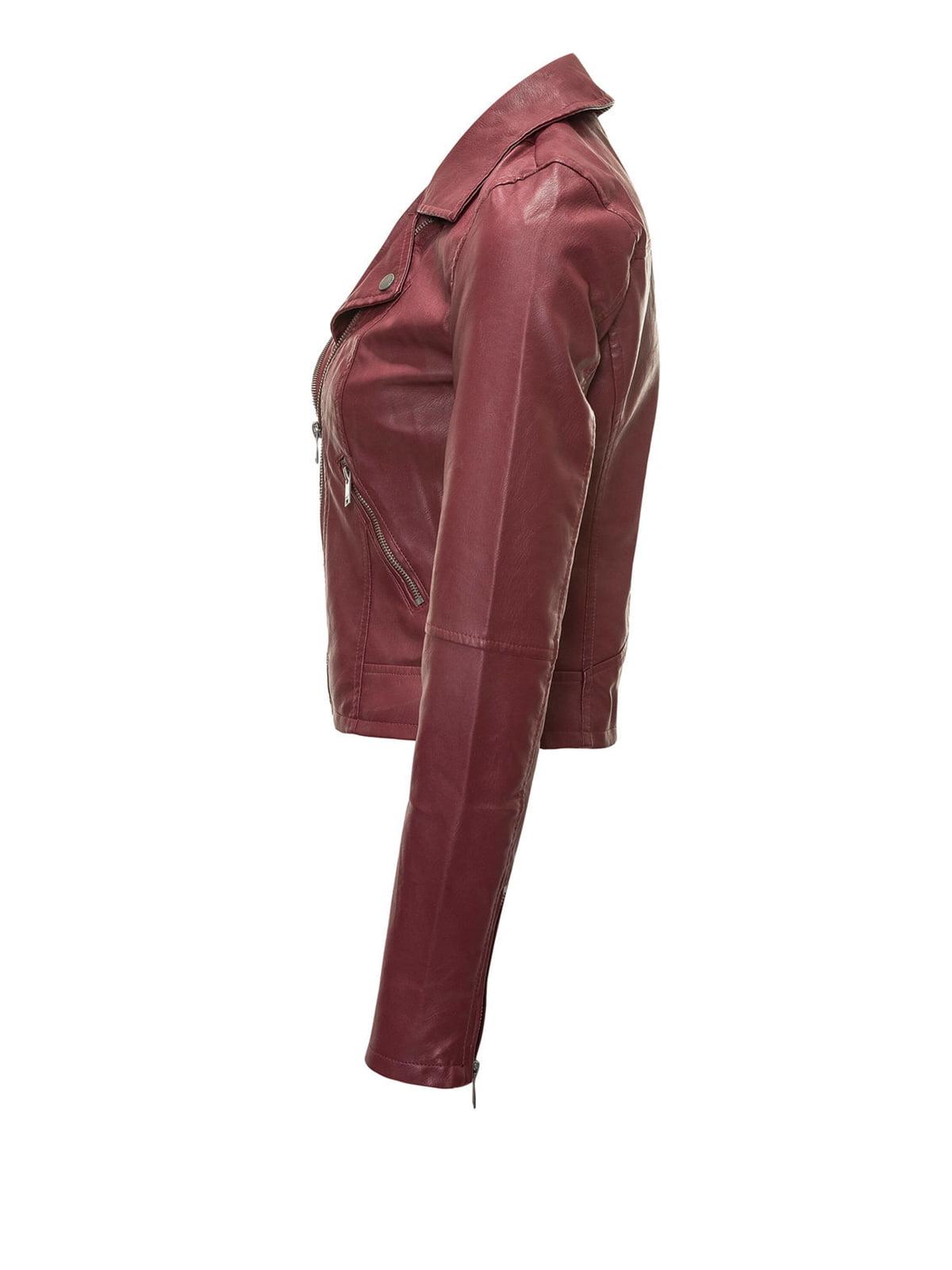 Куртка шоколадного цвета   4547959   фото 2