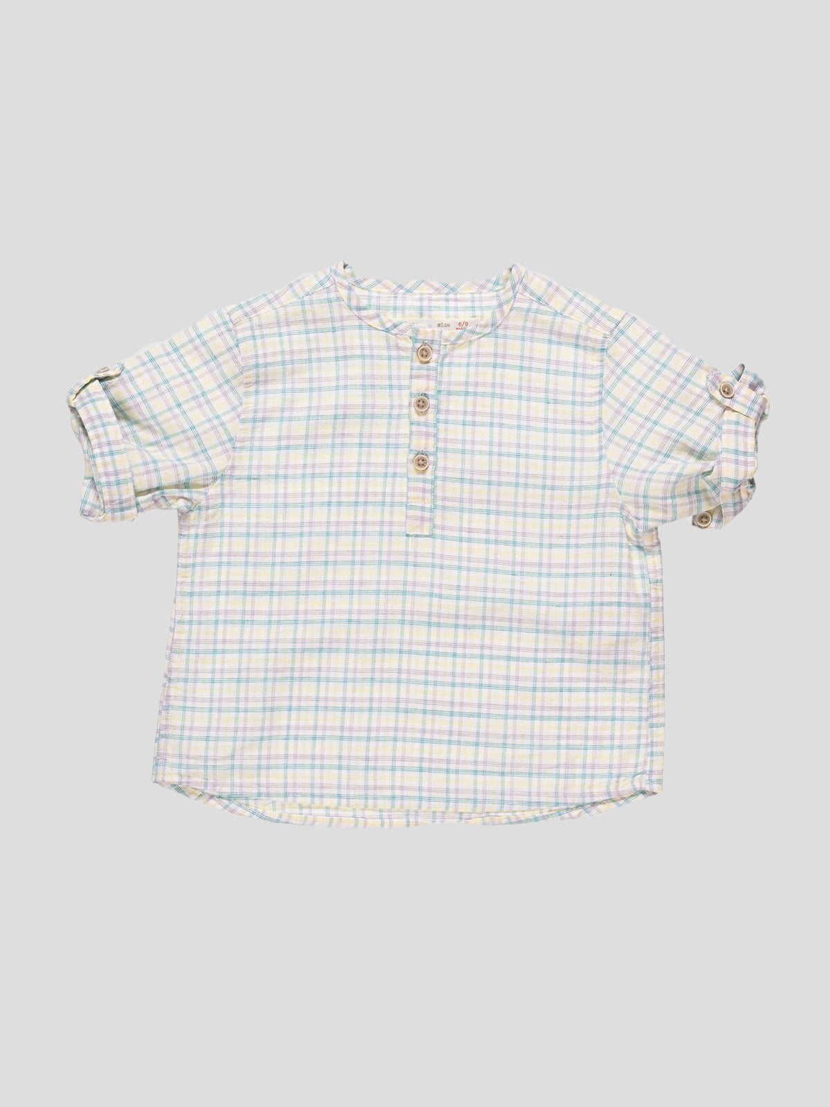 Рубашка в клетку | 4507545