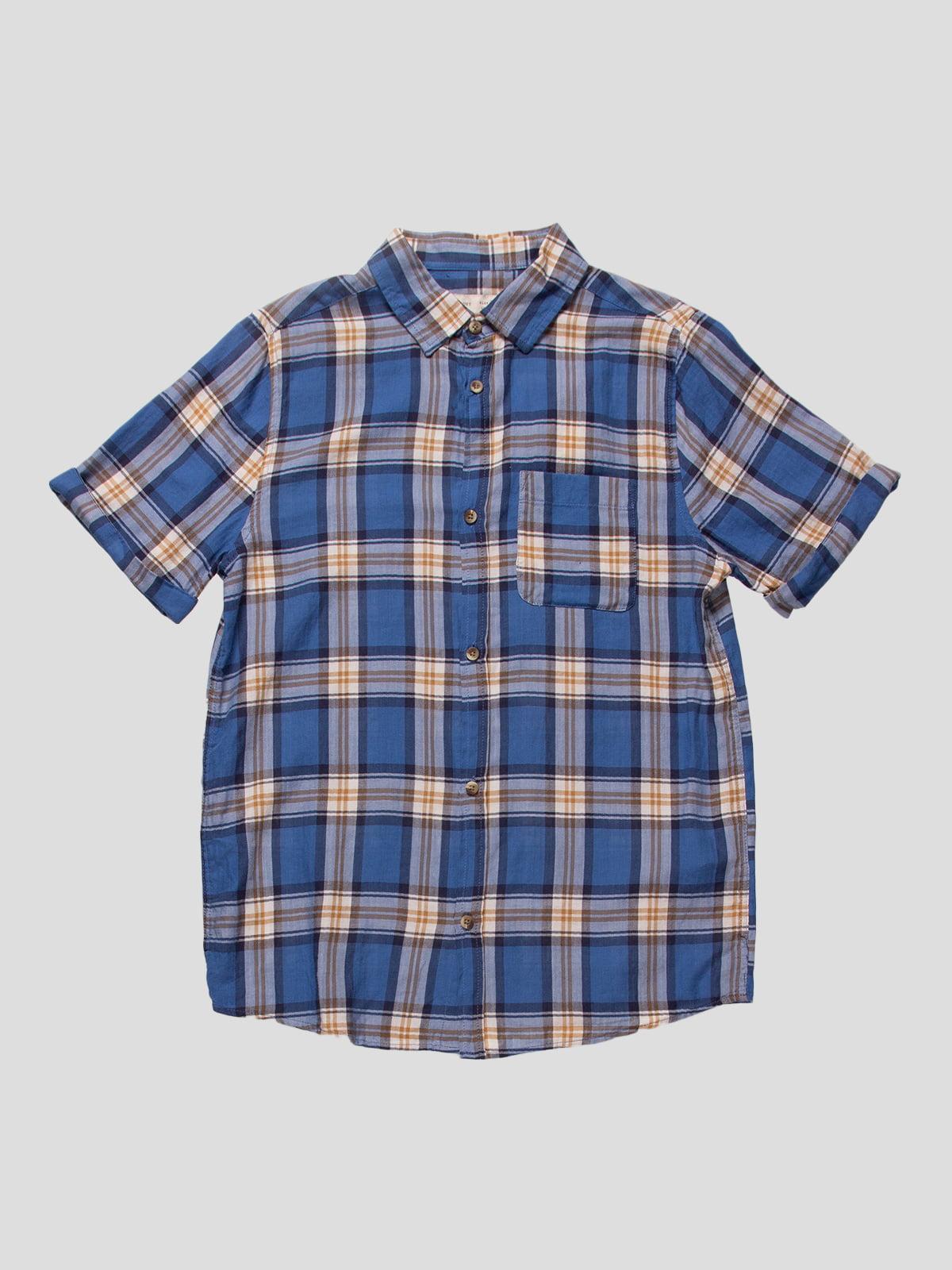 Рубашка в клетку | 4506489