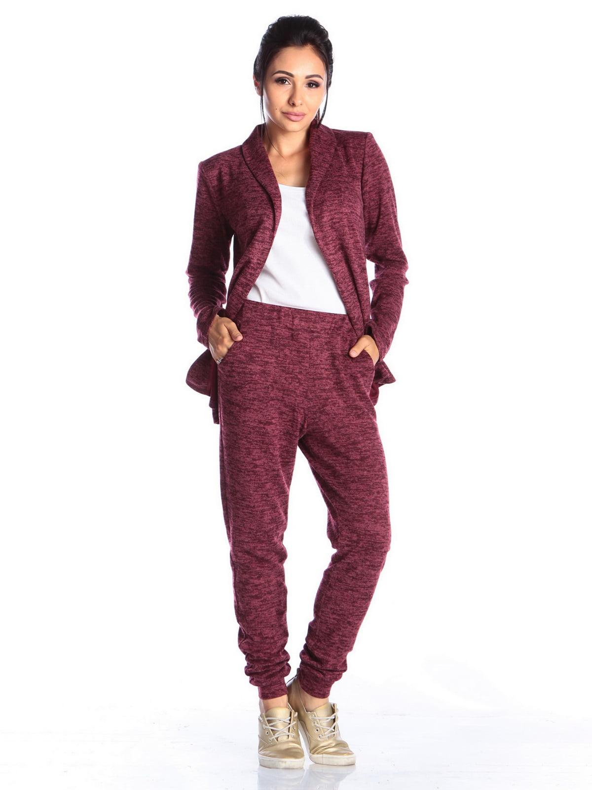 Костюм: жакет і штани | 4549308