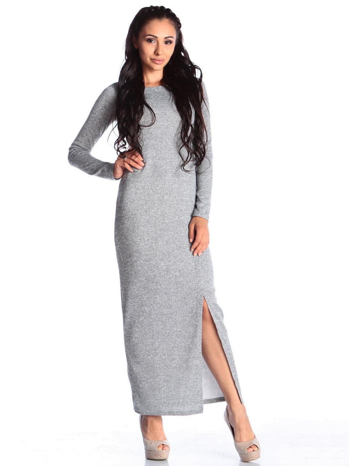 Сукня сіра | 4549315