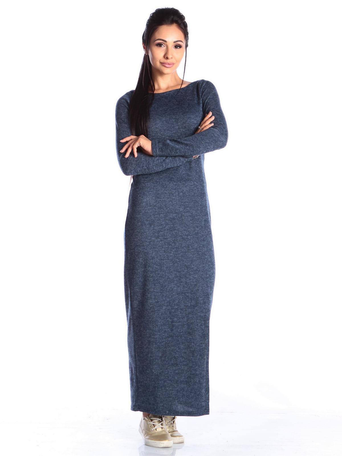 Сукня темно-синя | 4549316