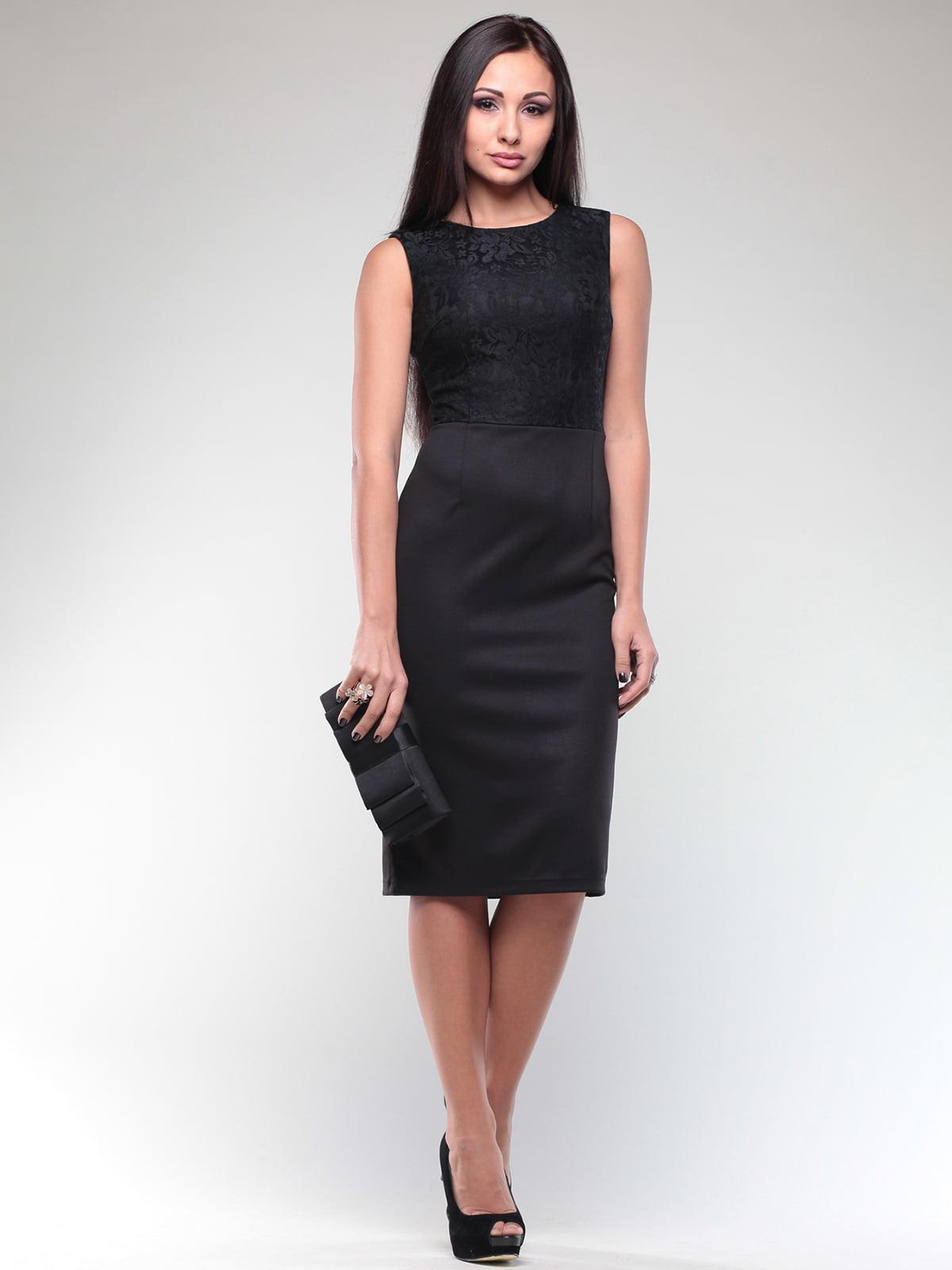 Сукня чорна   4549345