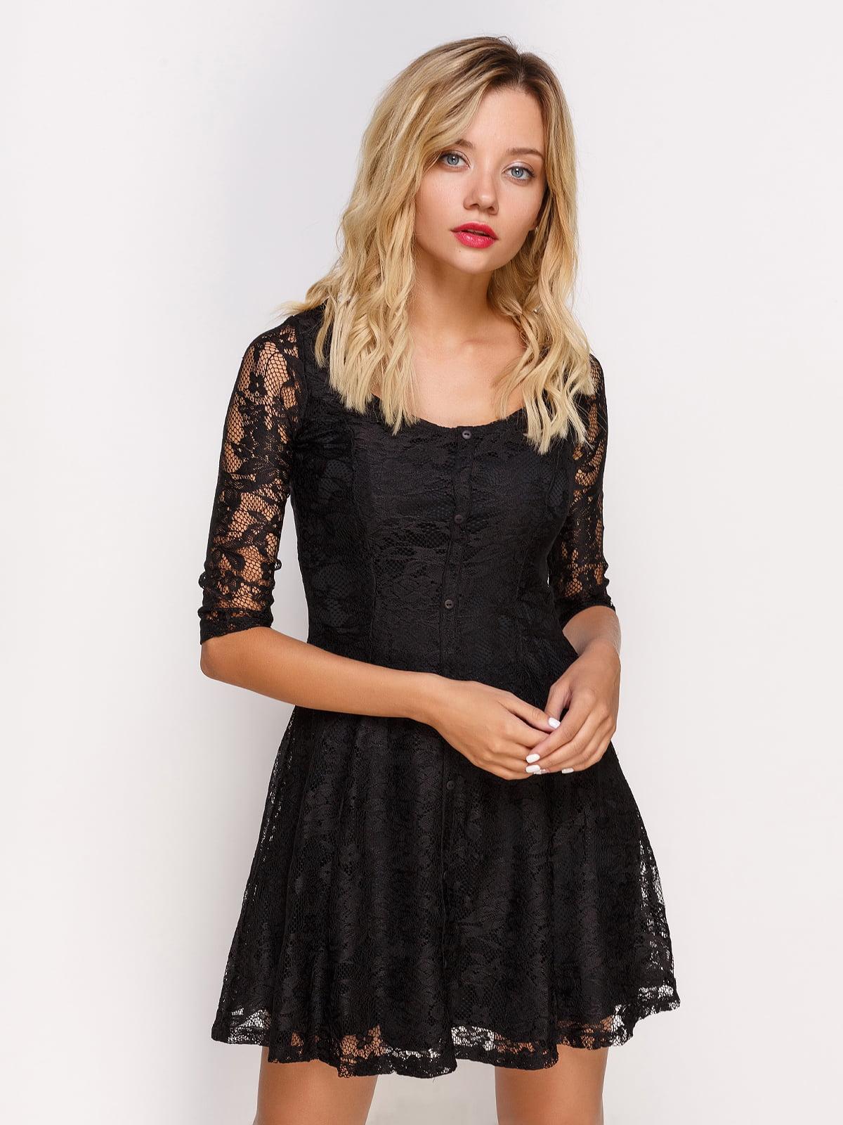 Сукня чорна | 4506106