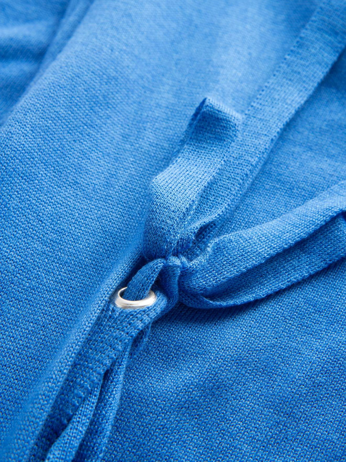 Джемпер голубой   4554628   фото 3