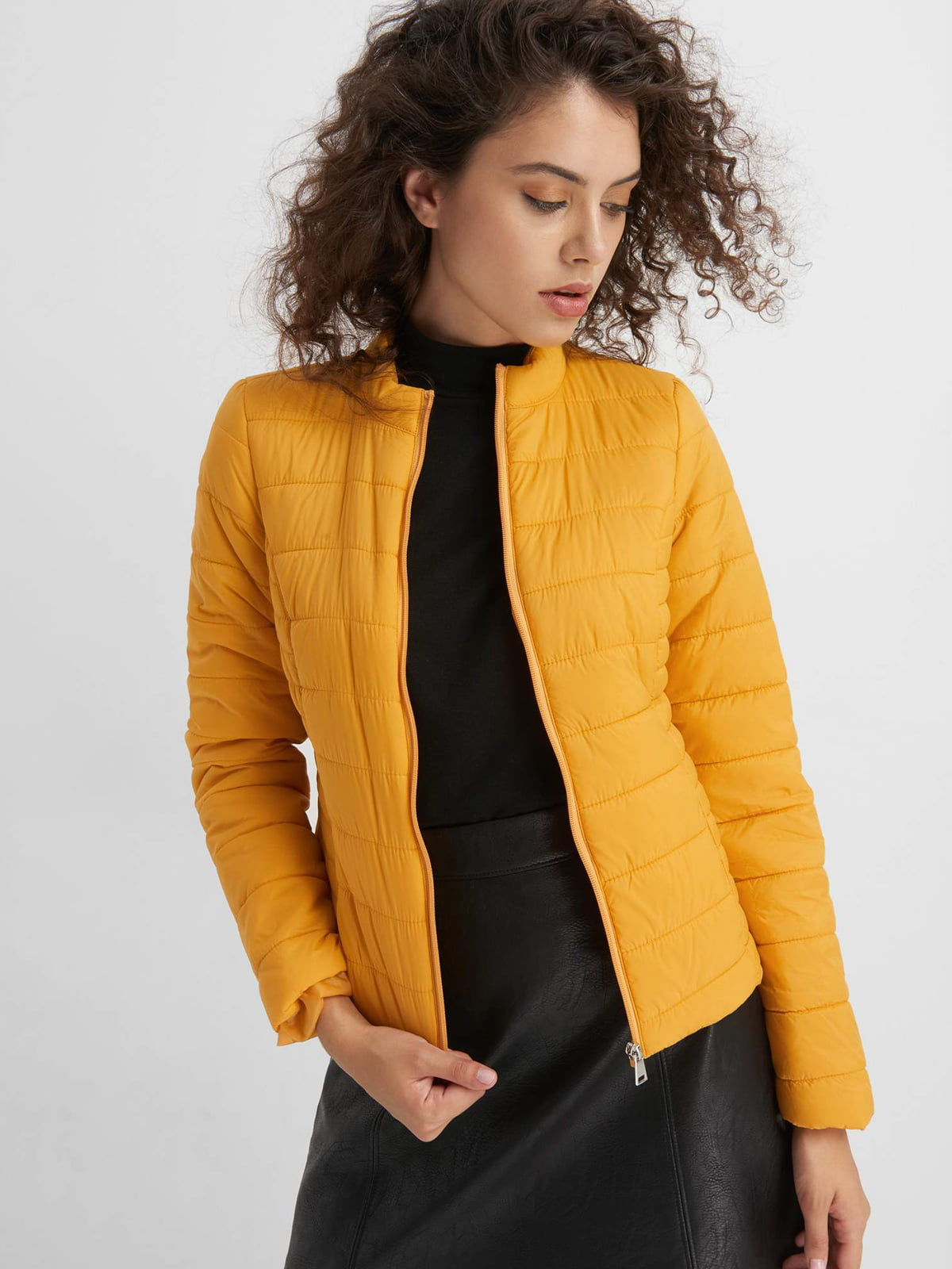 Куртка желтая | 4554636