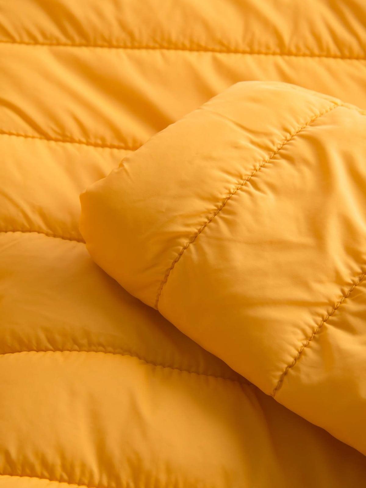 Куртка желтая | 4554636 | фото 3