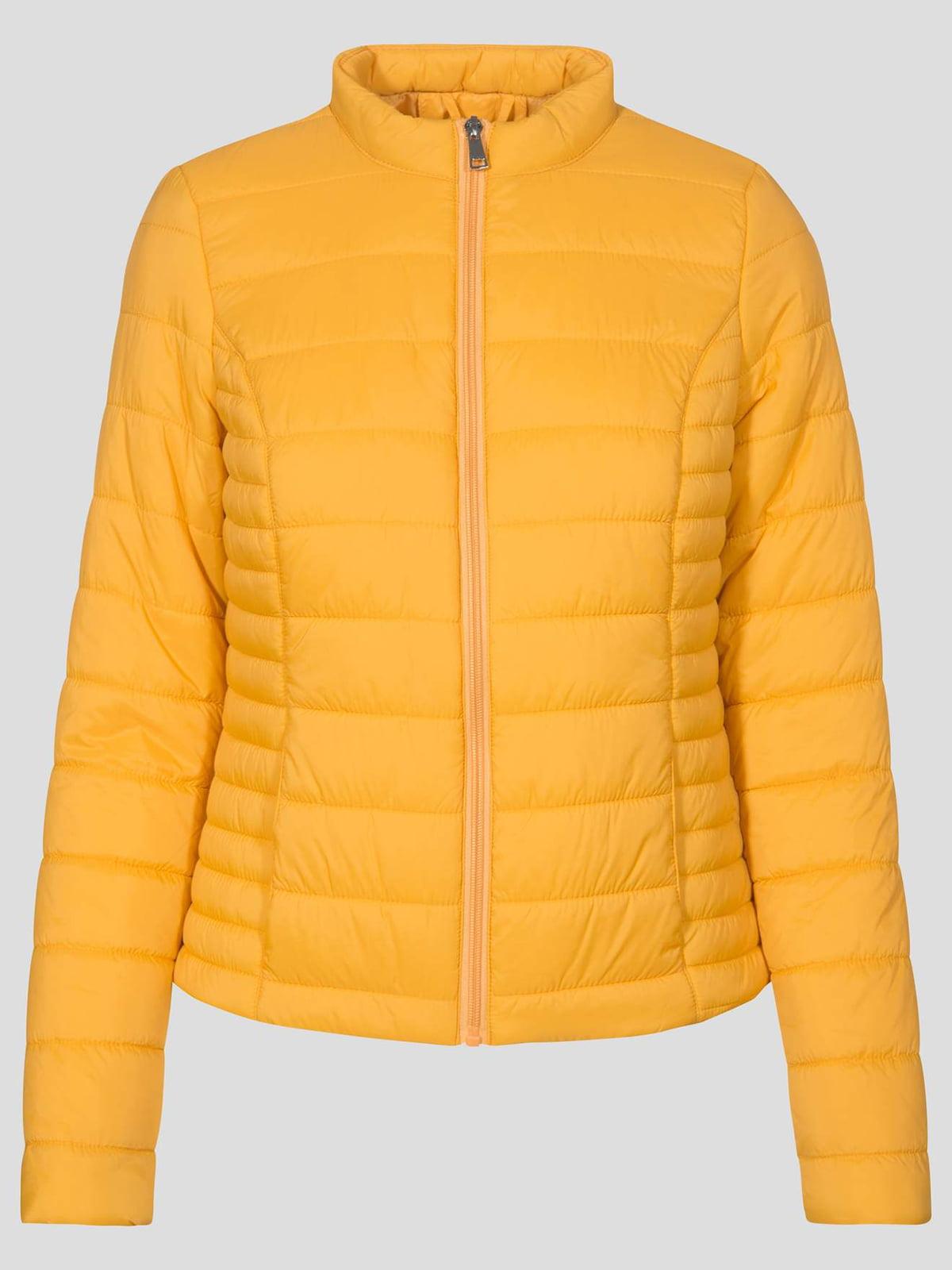 Куртка желтая | 4554636 | фото 5