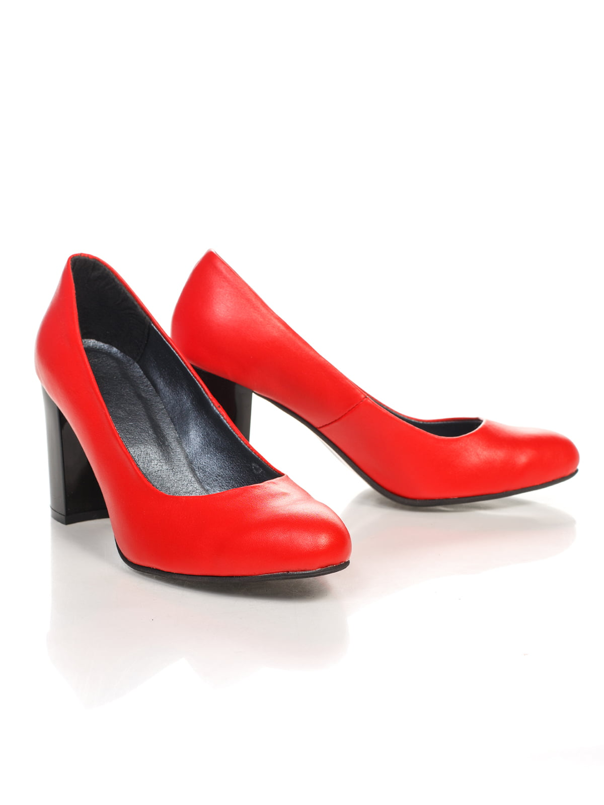 Туфли красные | 4479517 | фото 2