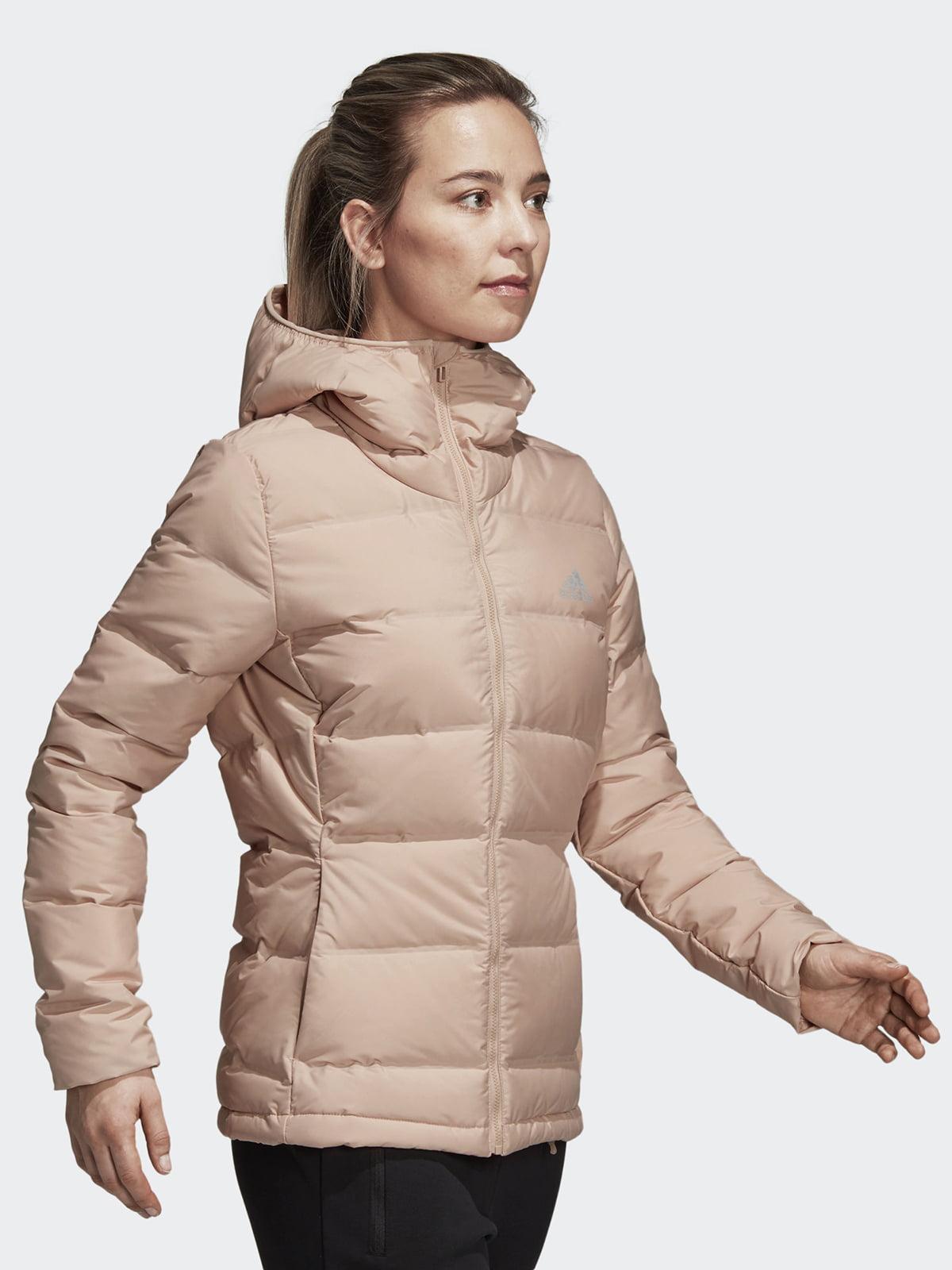 Куртка розовая | 4540345 | фото 4