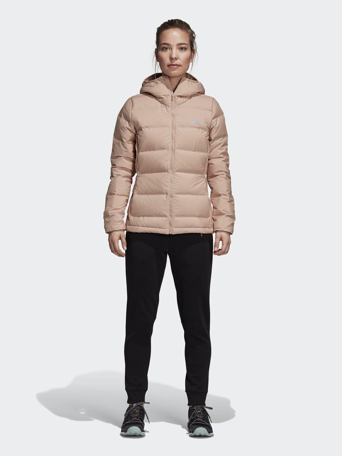 Куртка розовая | 4540345 | фото 5