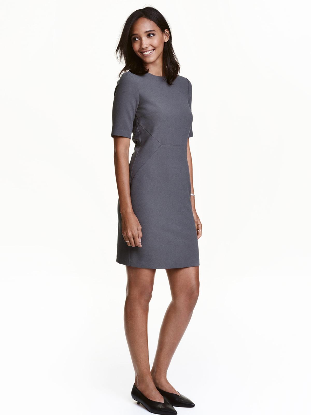 Сукня сіра | 4425042