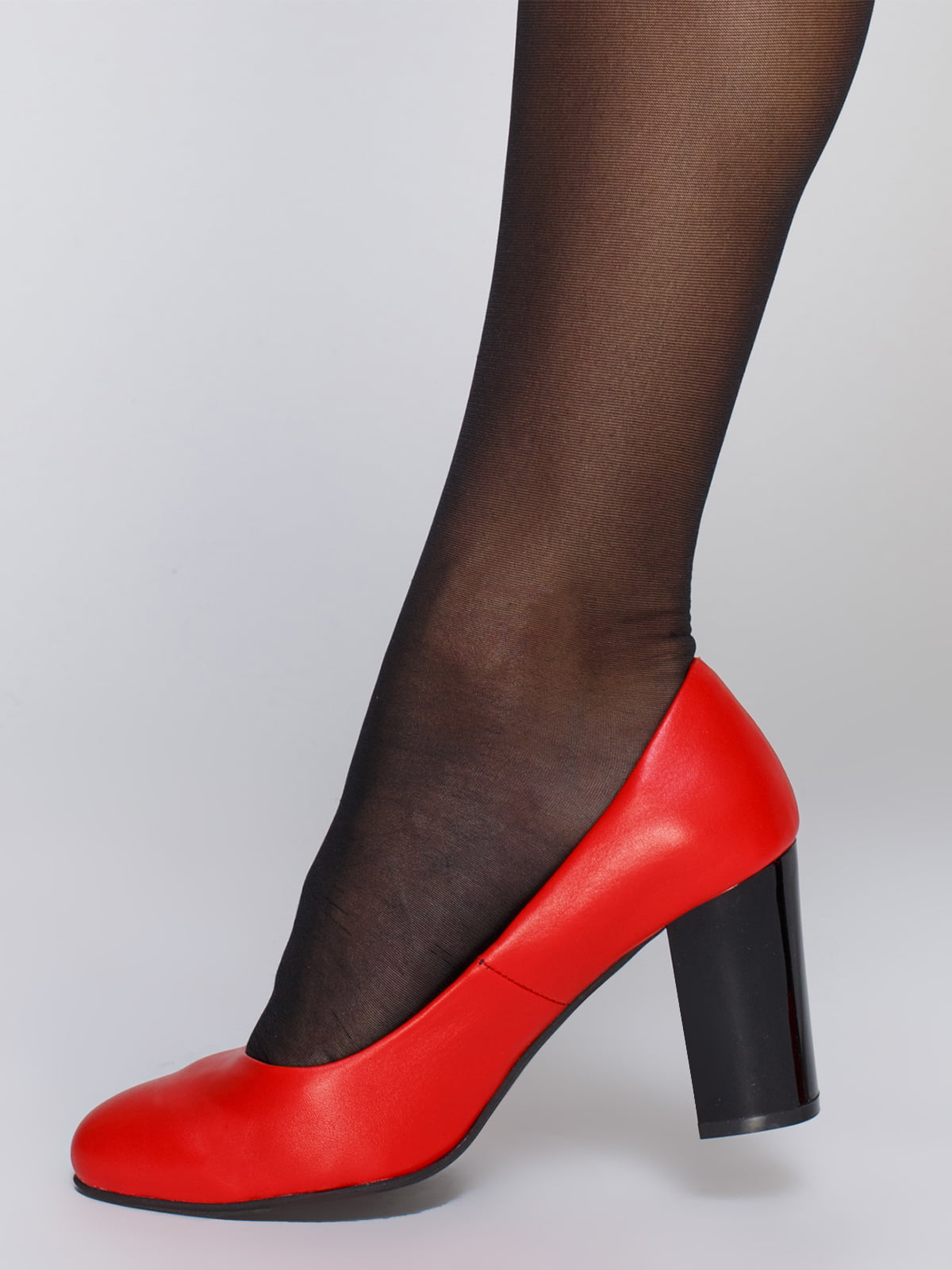 Туфли красные | 4479517 | фото 8