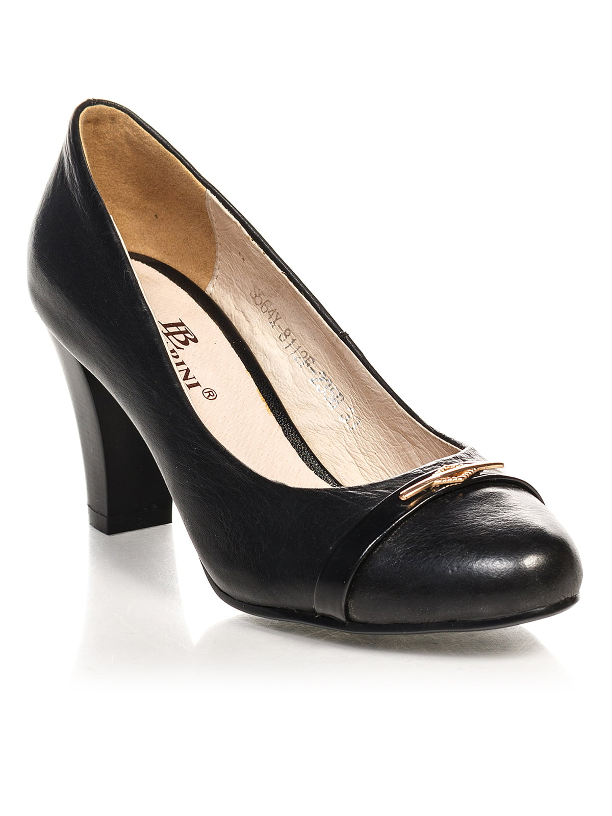 Туфли черные | 4548032