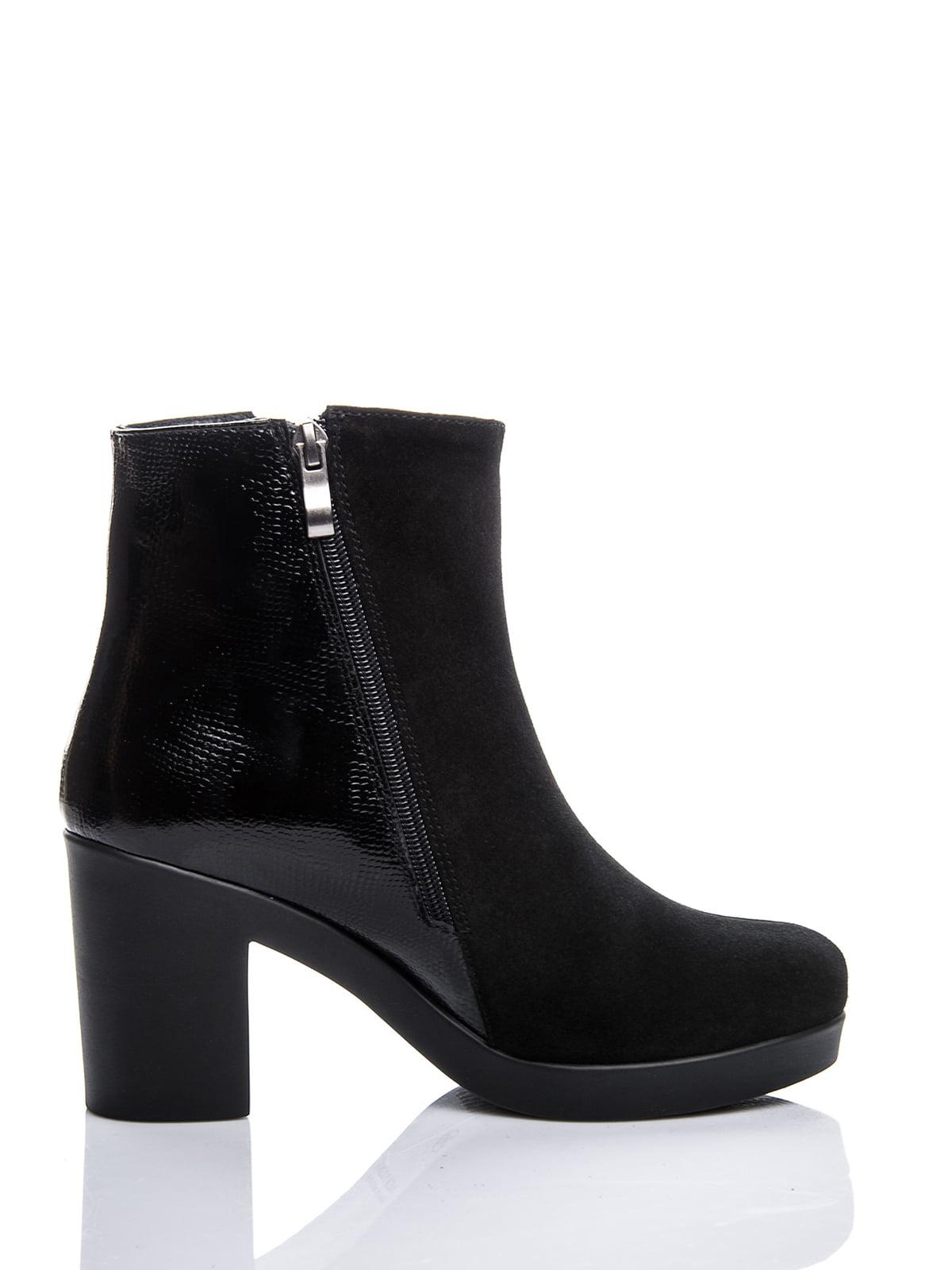 Ботинки черные | 2687403 | фото 4