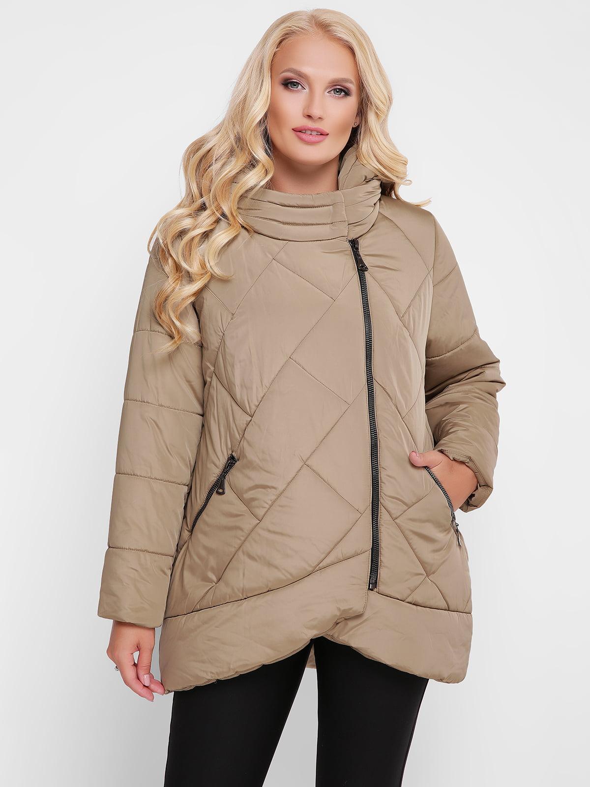 Куртка бежева | 4559428