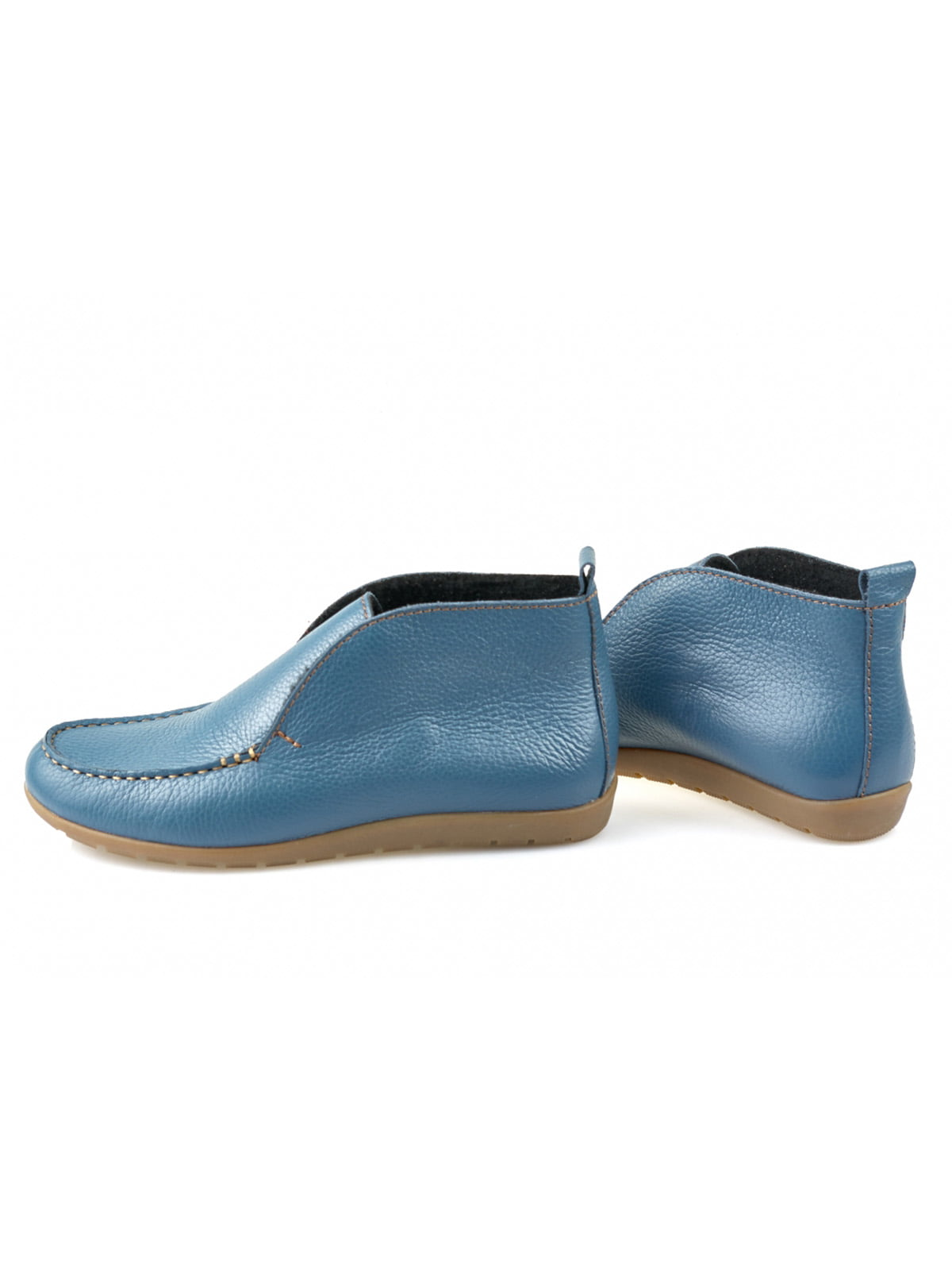 Ботинки синие | 4560939 | фото 2