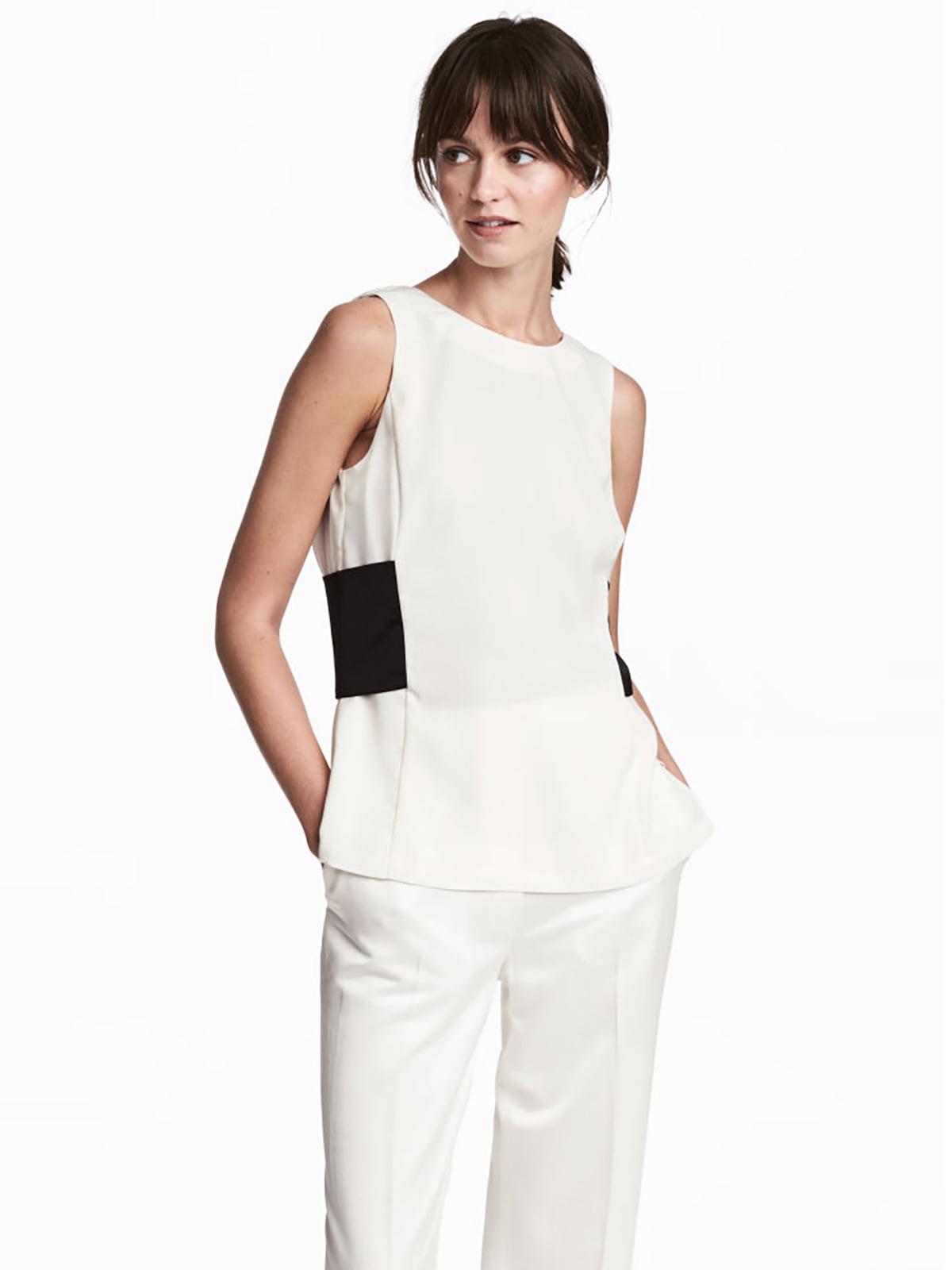 Блуза молочного кольору   4554519