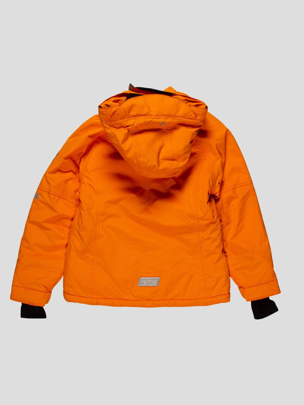Куртка помаранчева | 219149 | фото 2