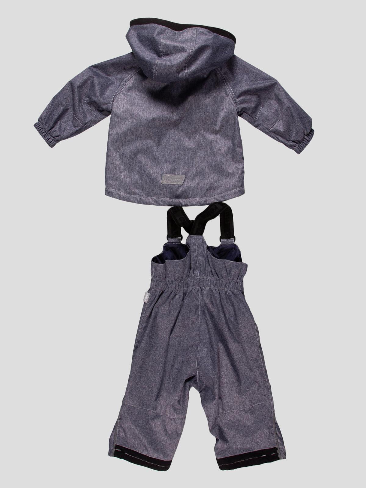 Комплект: куртка та півкомбінезон | 4545996 | фото 2