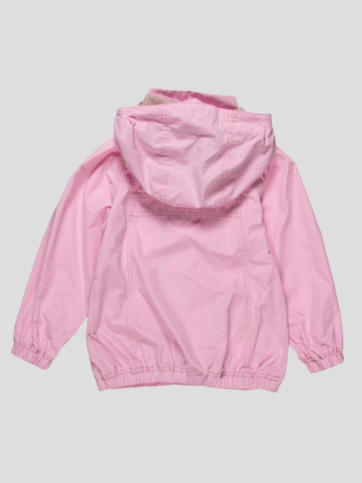 Куртка рожева | 4545933 | фото 2