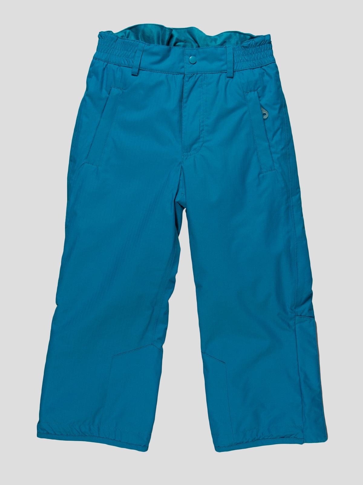 Штани ментолового кольору | 4545935
