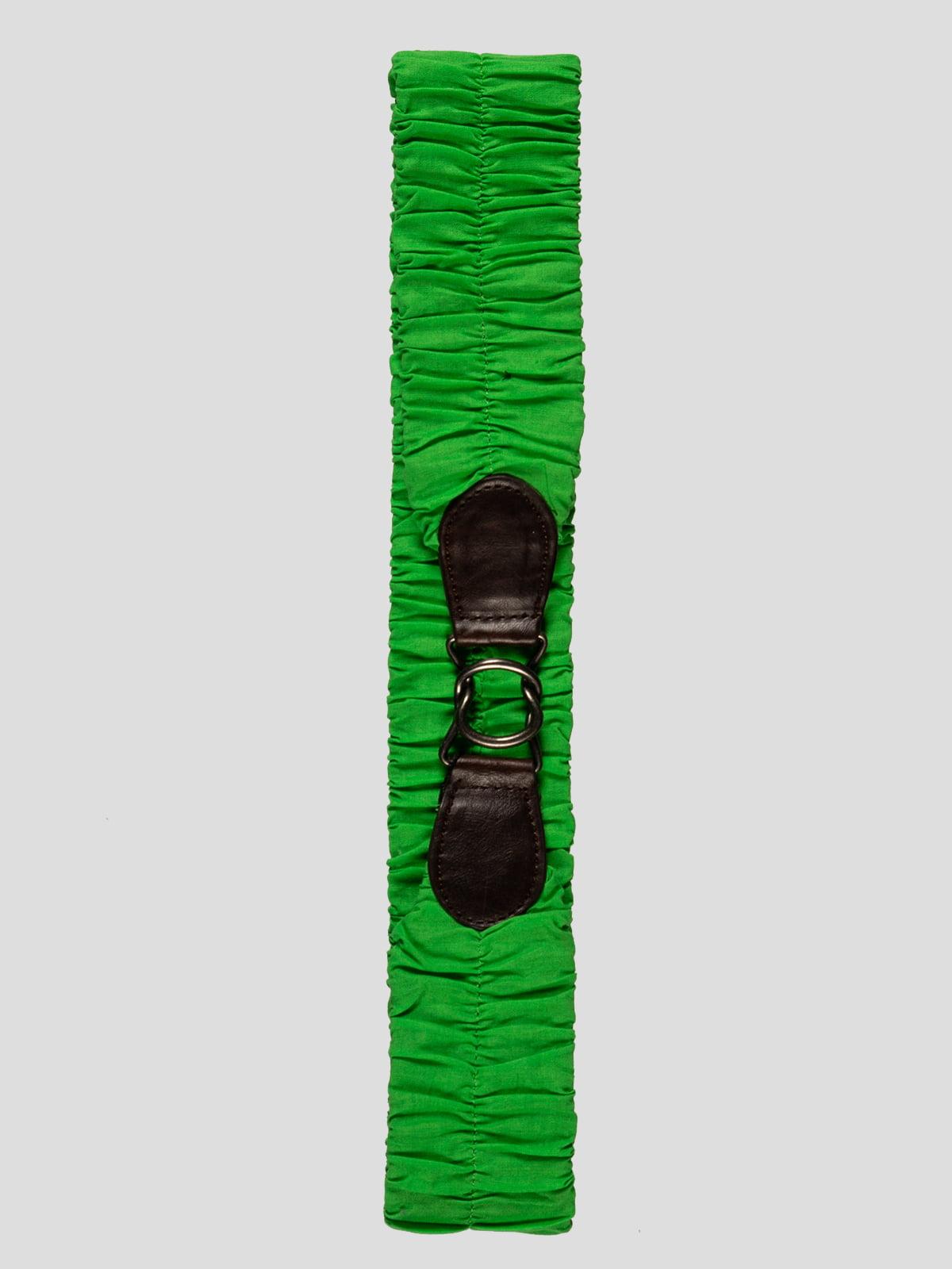 Пояс зеленый | 4507160