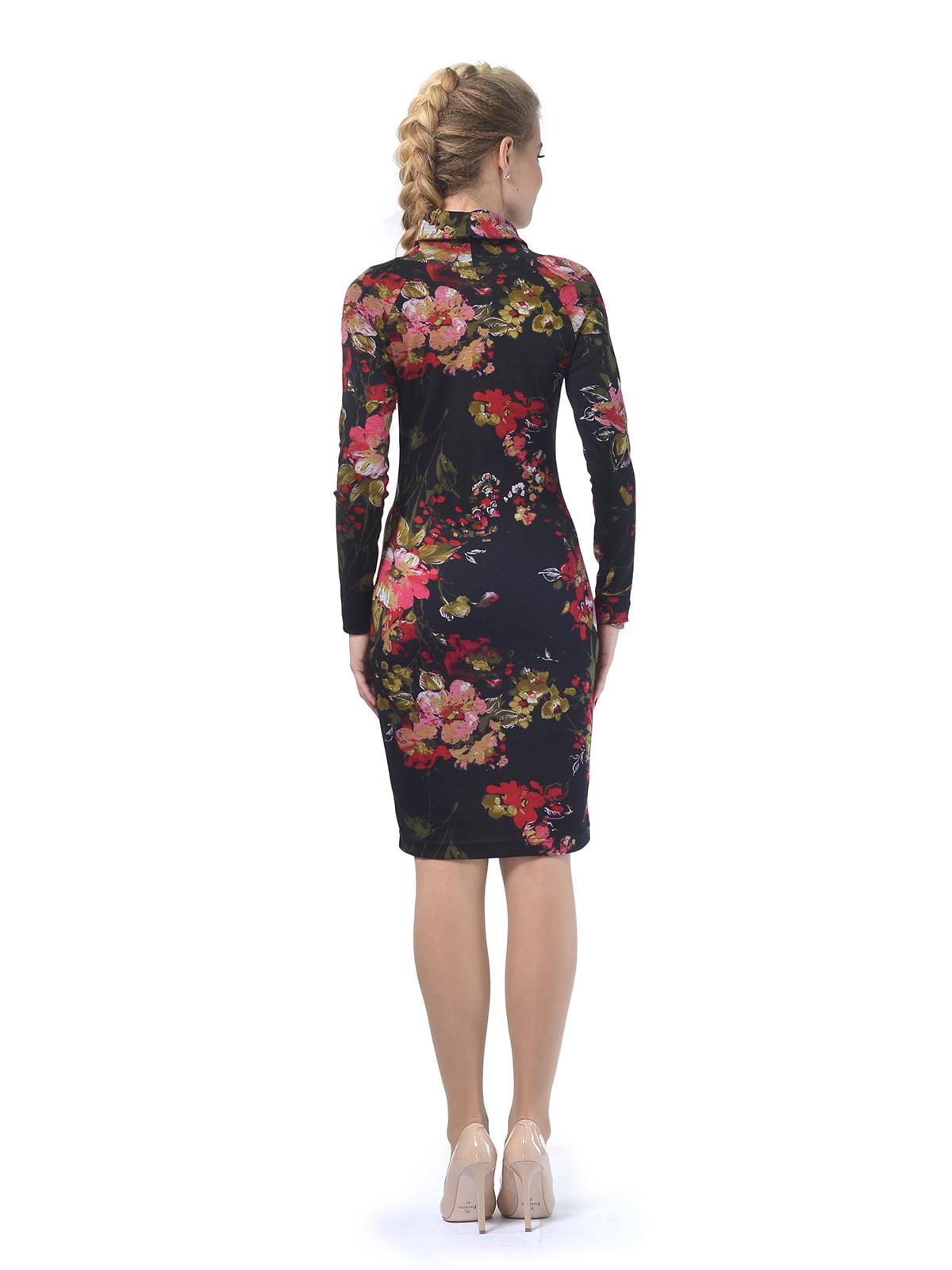 Платье в цветочный принт | 4133085 | фото 2