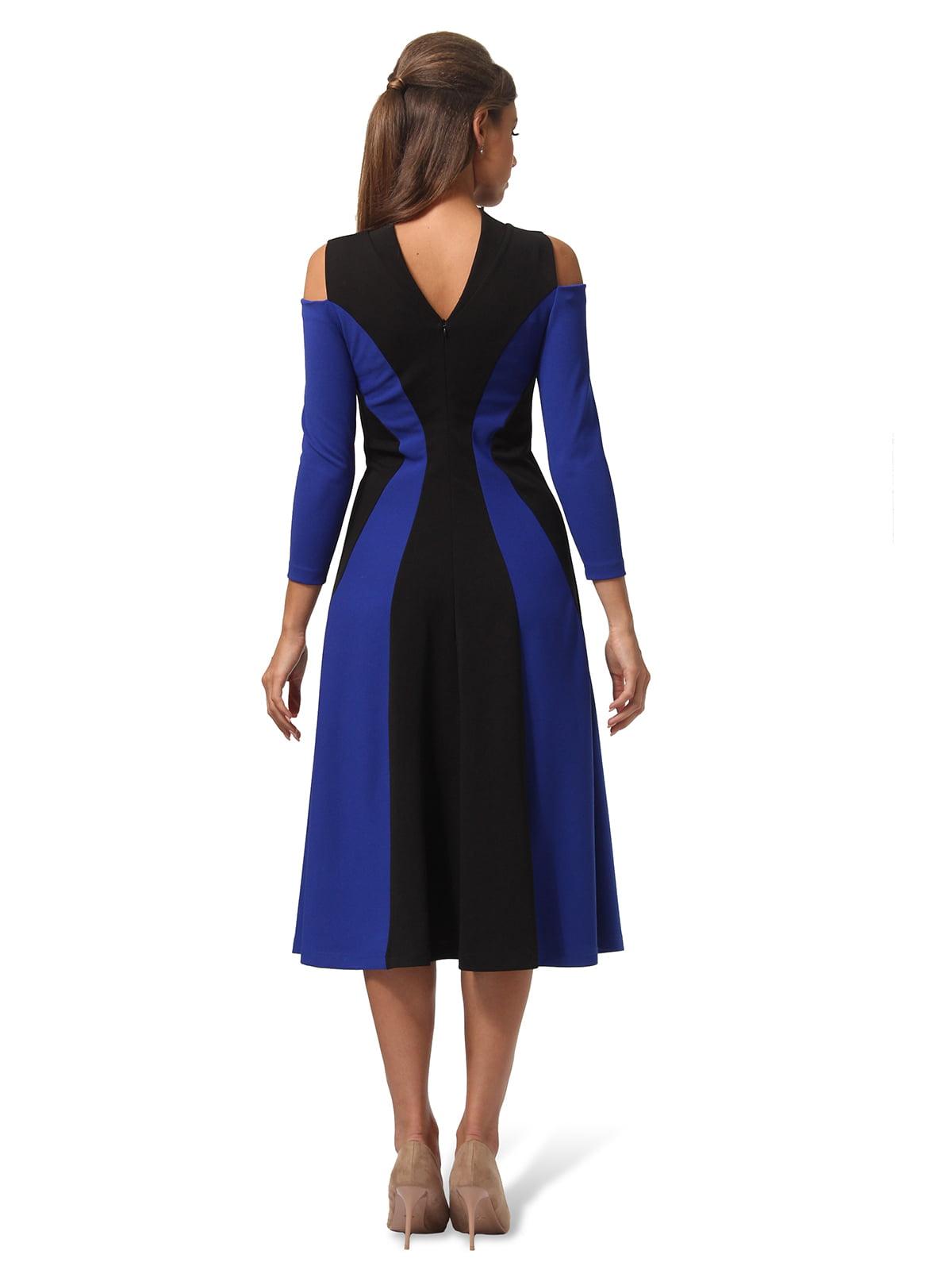 Платье двухцветное | 4563337 | фото 7