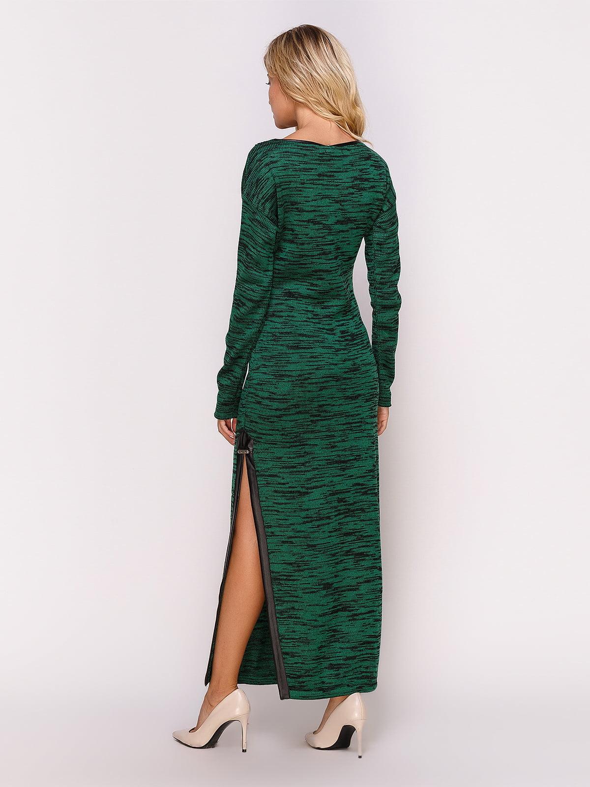 Сукня пляшкового кольору | 4566977 | фото 2