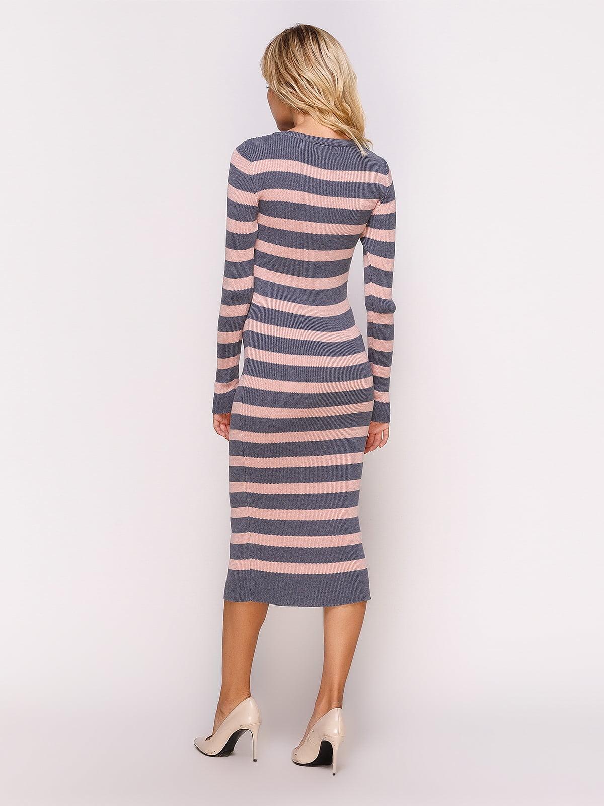 Сукня в смужку | 4567077 | фото 2