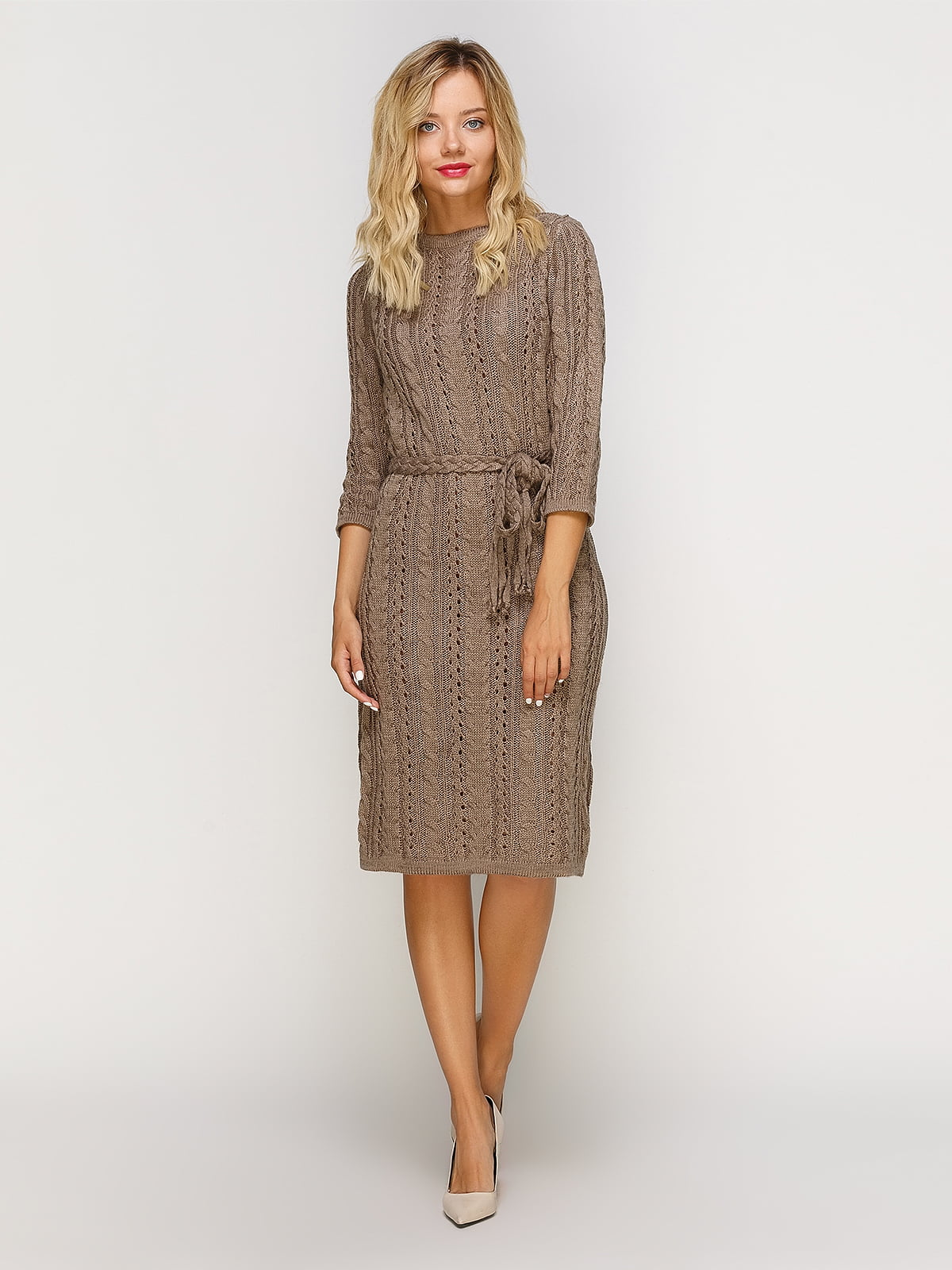 Сукня кольору капучино | 4567111