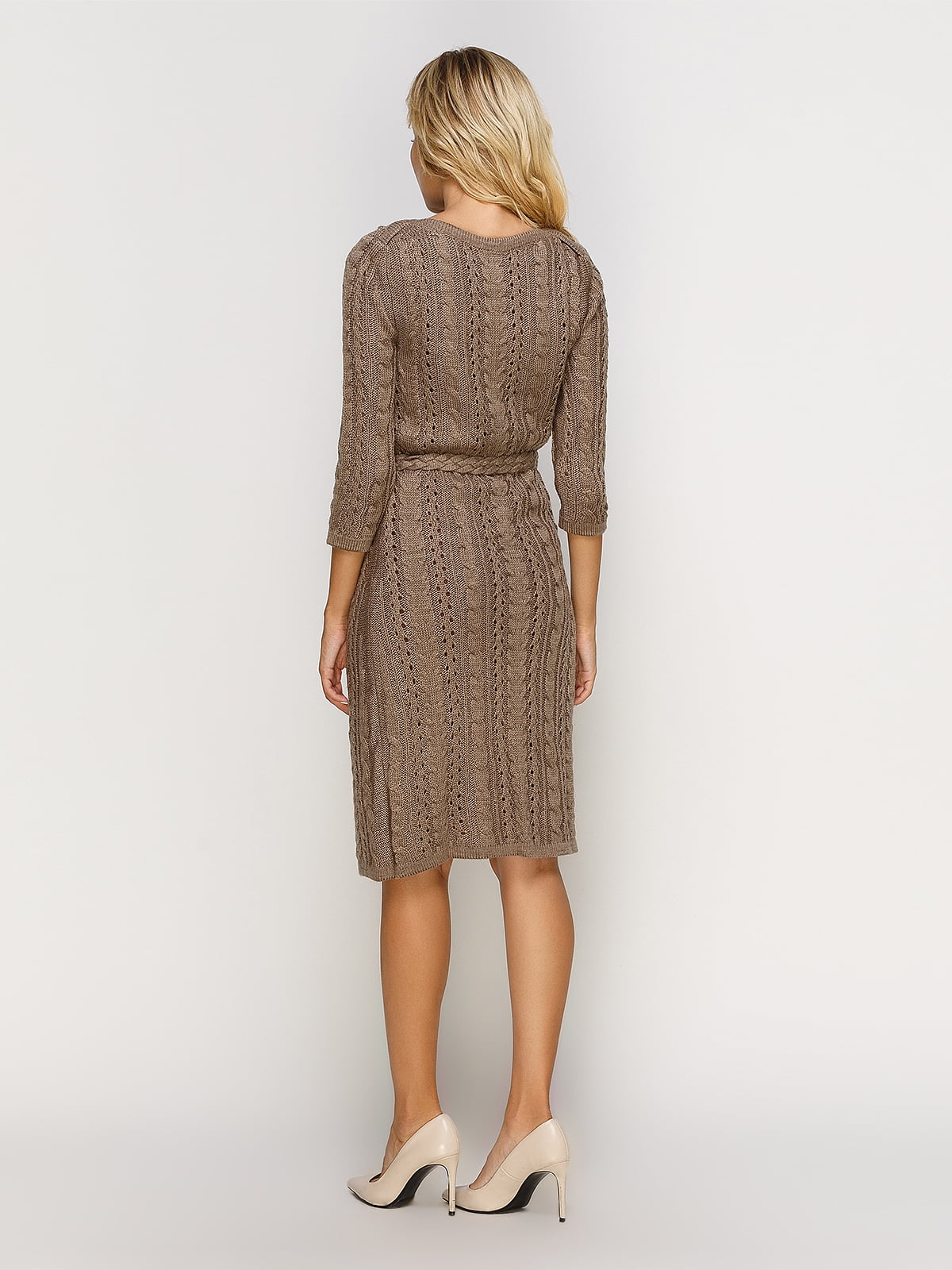 Сукня кольору капучино | 4567111 | фото 2