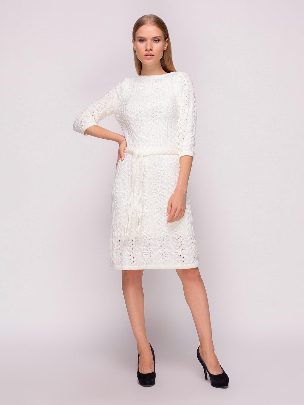Сукня молочного кольору   4567112   фото 2