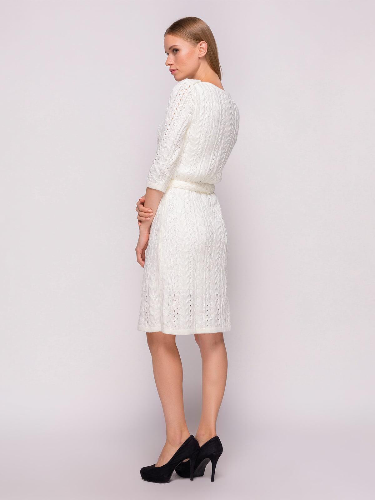 Сукня молочного кольору   4567112   фото 3