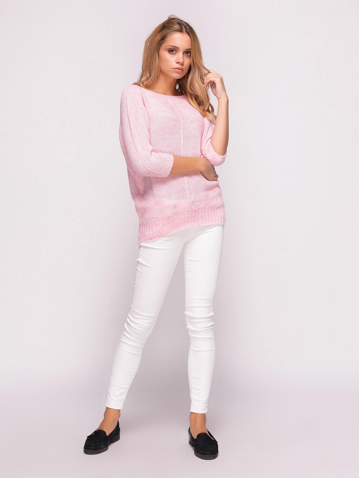 Джемпер рожевий   4567010   фото 2