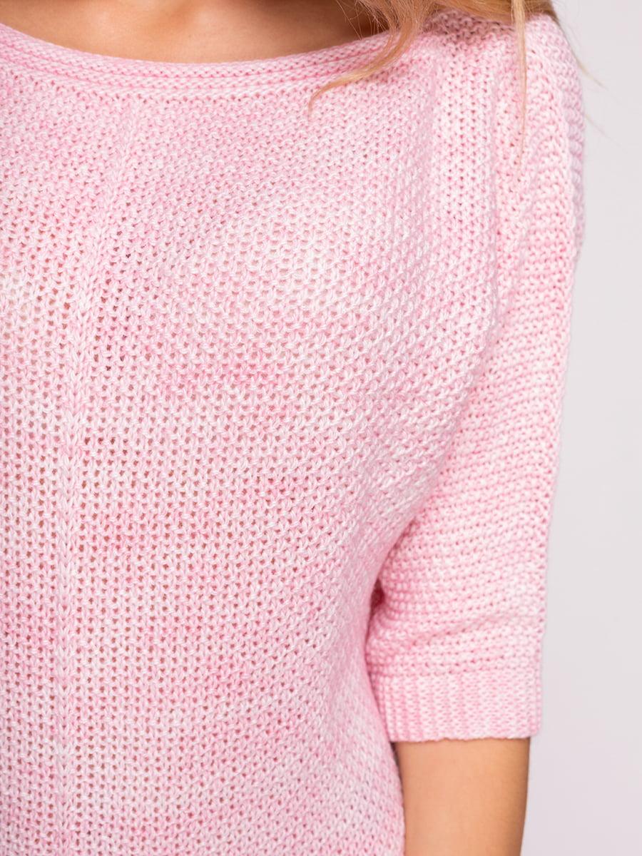 Джемпер рожевий   4567010   фото 4