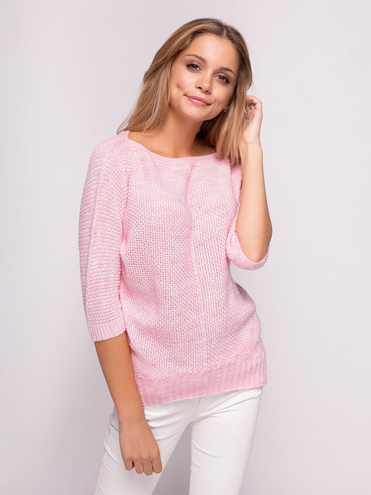 Джемпер рожевий   4567010