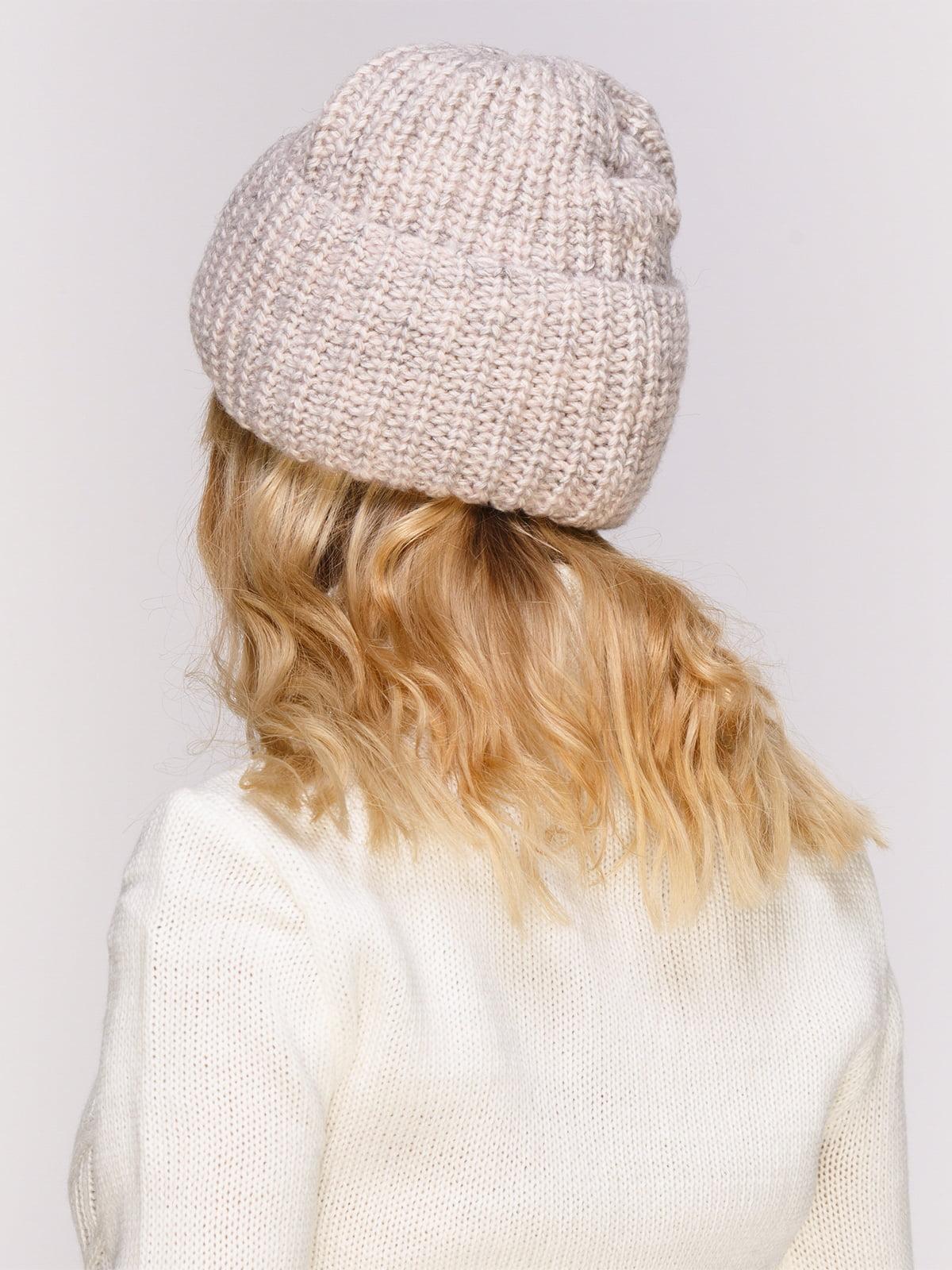 Комплект: шапка і мітенки | 4567181 | фото 2