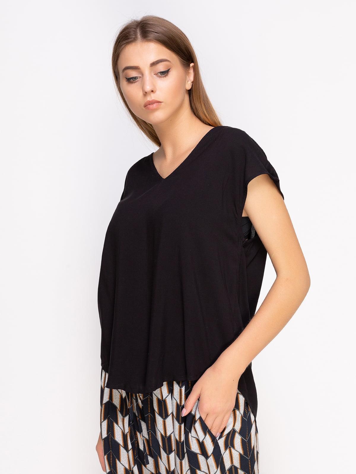 Блуза чорна   4561033