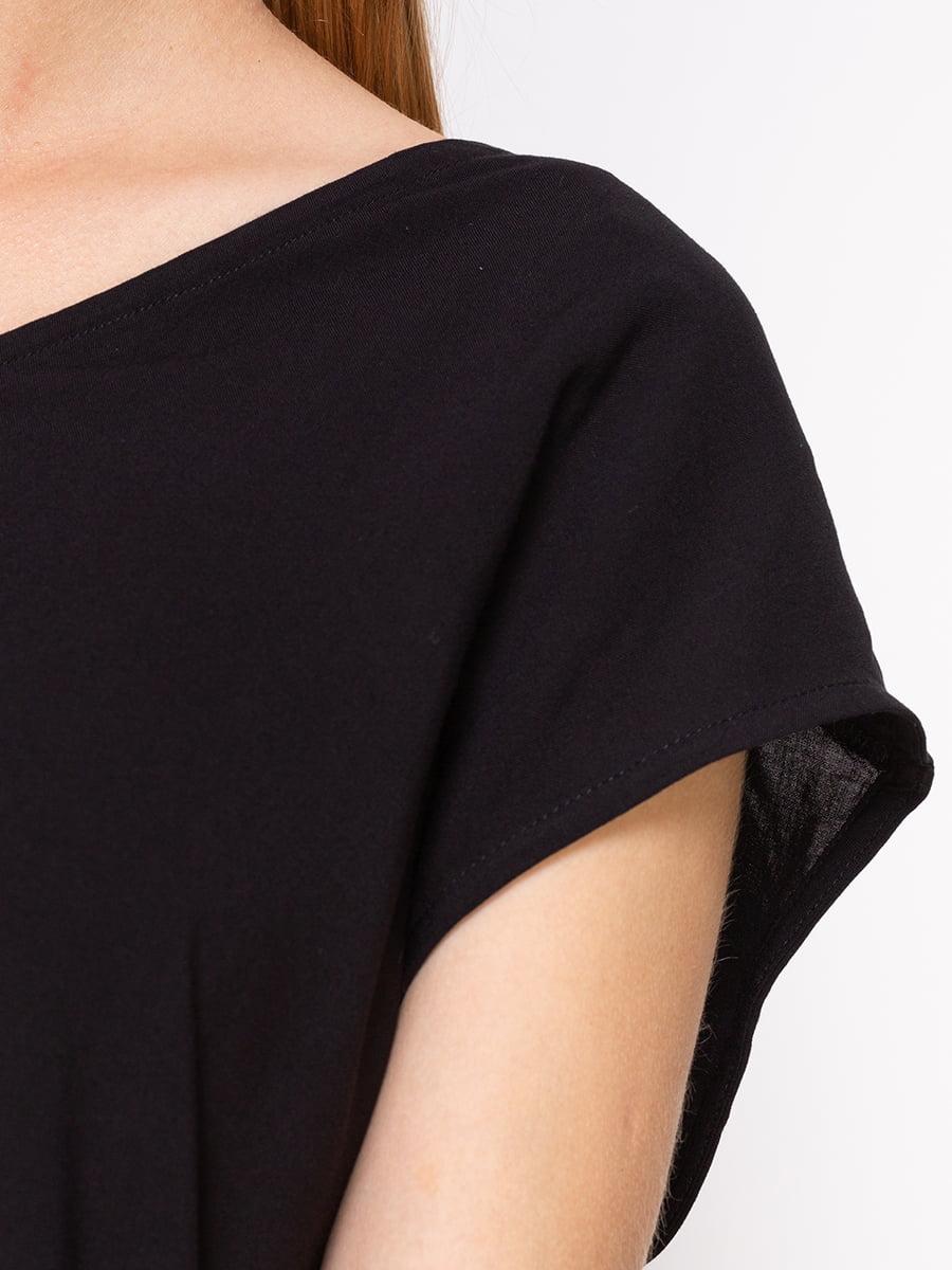 Блуза чорна   4561033   фото 4