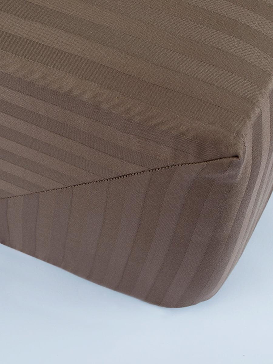 Простыня на резинке (160х200+25 см) | 4391003