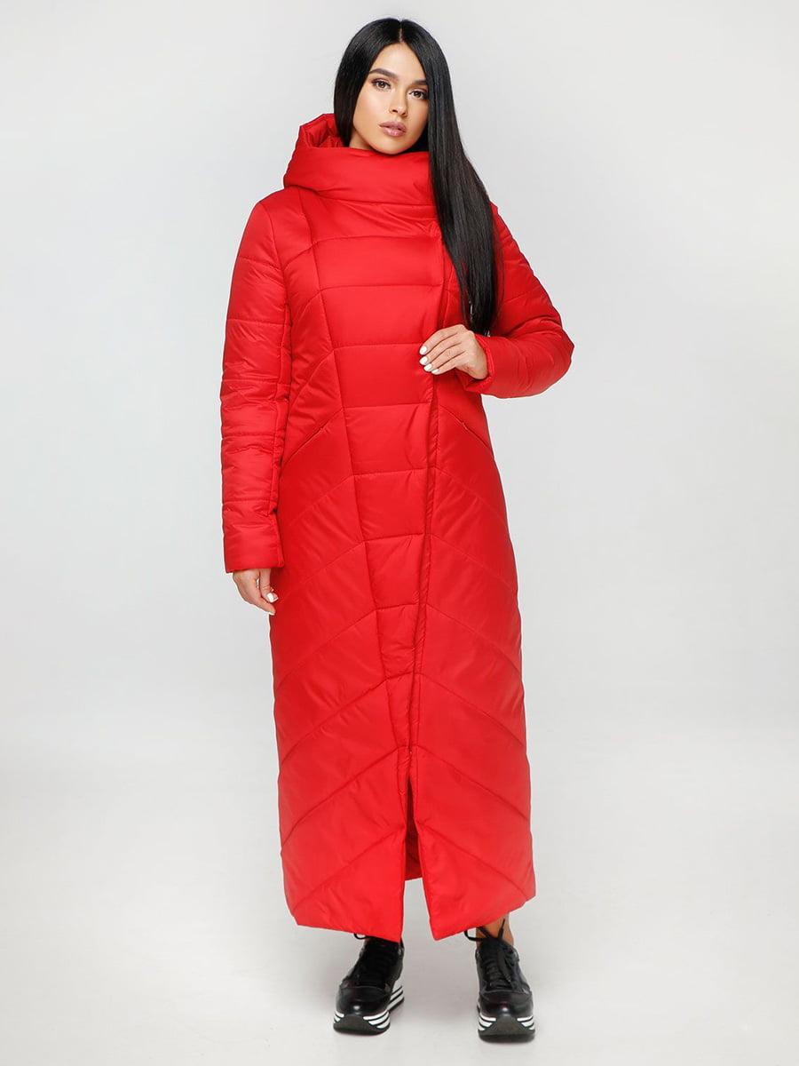 Пальто красное | 4531168