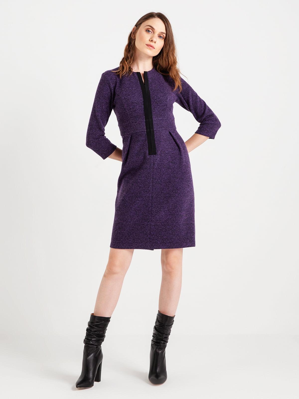Платье фиолетовое | 4574949