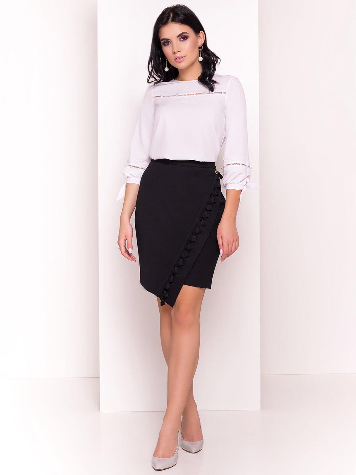 Блуза белая   4466598